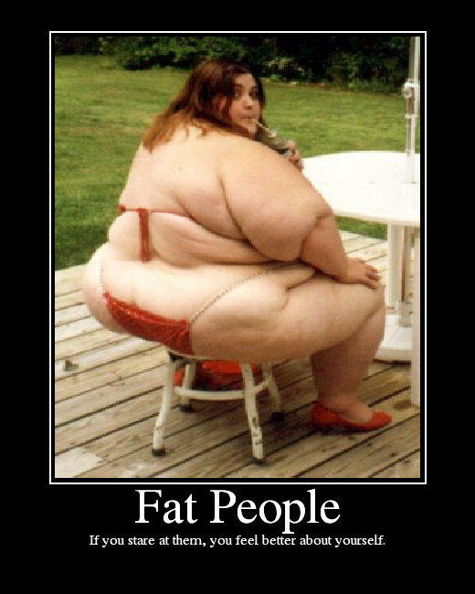 Things Fat People Shouldn't Wear. Ever.